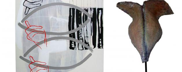 Ausstellung: Halina Bober & Monika Lorenz-Meyer ab 01.07.2006