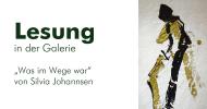 Lesung: Silvia Johannsen am 29.06.2008