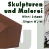 Ausstellung: Winni Schaak & Jürgen Wurm ab 06.02.2010
