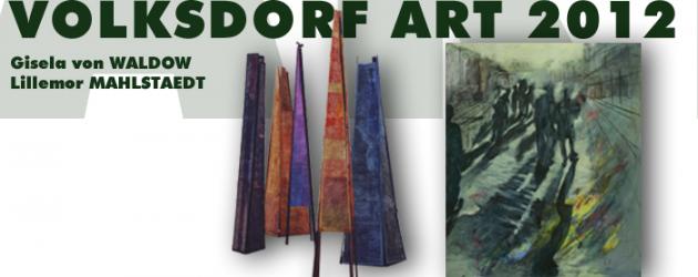 Ausstellung: Volksdorf Art 2012 – ab 02.11.2012