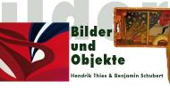 Ausstellung: Hendrik Thies & Benjamin Schubert ab 19.02.2011