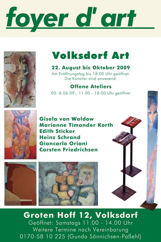 Volksdorf Art 2009