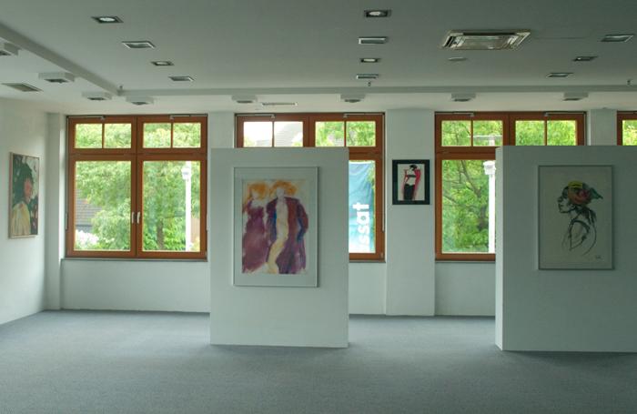 Foyer Des Art Luxembourg : Ausstellung meisterkreis von fr prof weingärtner ab